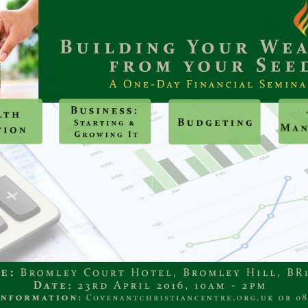 Finance Seminar – Wealth Creation